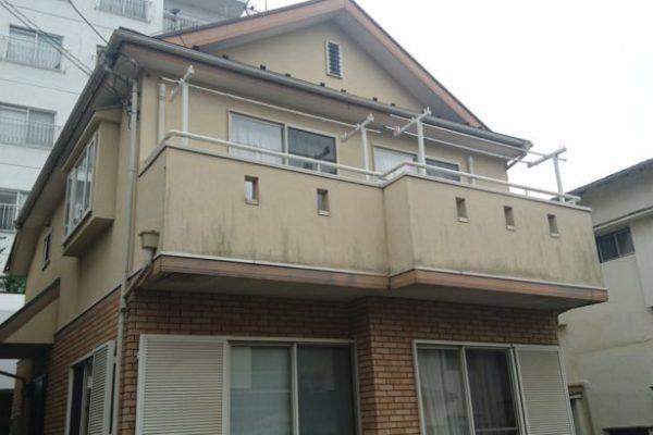 埼玉県春日部市 外壁塗装 水谷ペイント ナノコンポジットW (1)