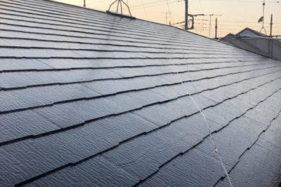 久喜市のお客様で外壁屋根塗をラジカルシリコンで施工しましたのでご紹介いたします