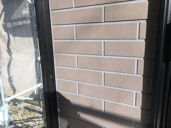 埼玉県春日部市 外壁塗装 付帯部塗装 雨戸 日本ペイント ピュアライドUVプロテクトクリアー