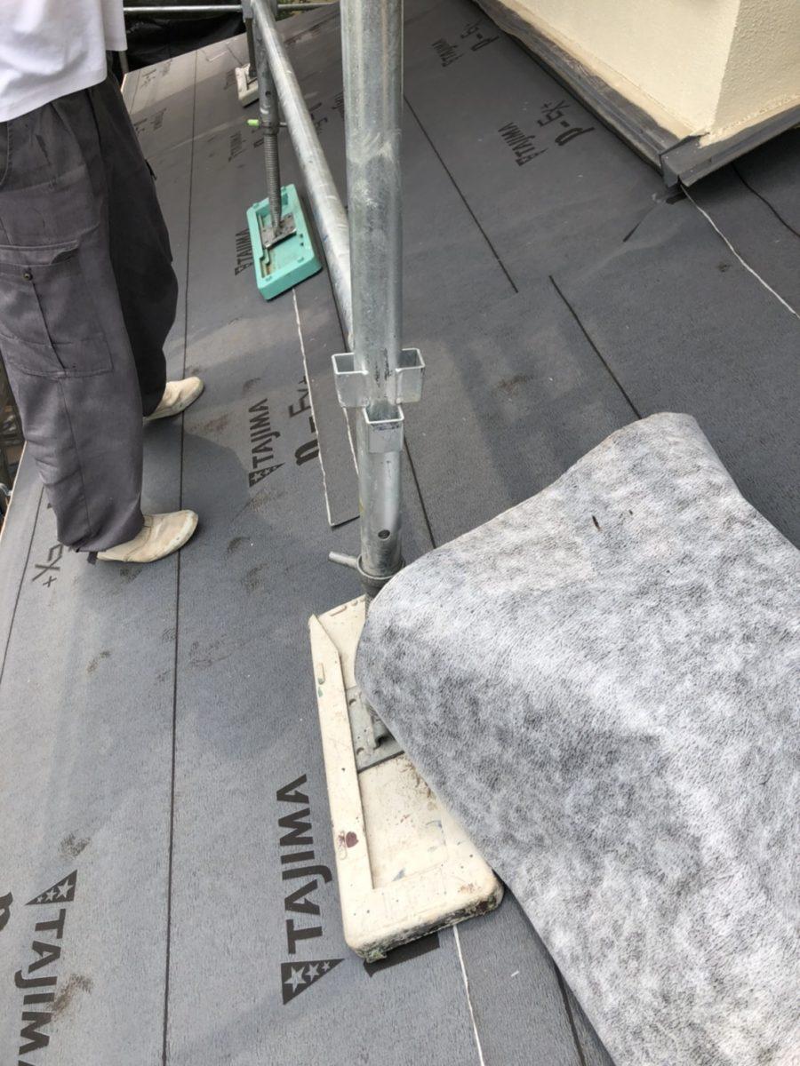 久喜市ガルバリウム鋼板