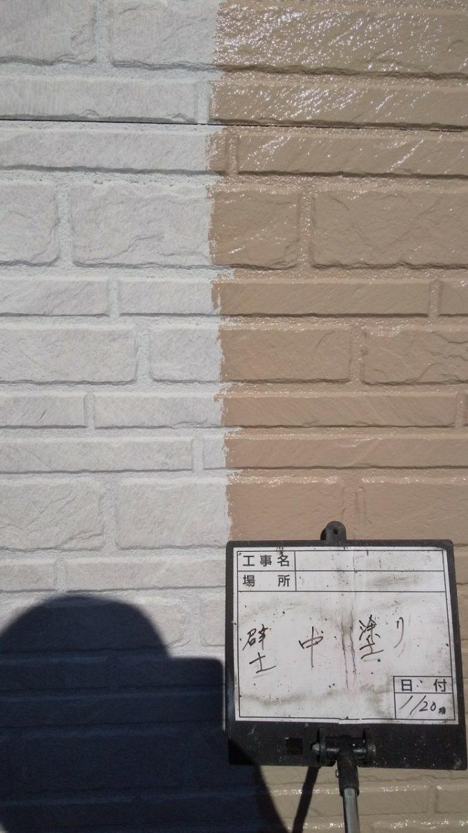久喜市外壁塗装