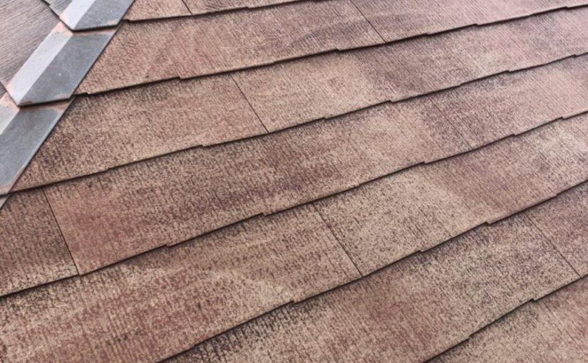 埼玉県春日部市 屋根カバー工法・外壁塗装 屋根カバー工法とは 足場設置~高圧洗浄 (9)