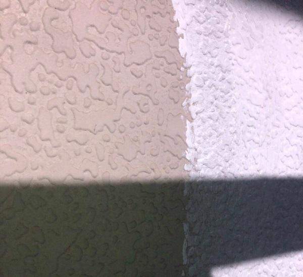 埼玉県春日部市 屋根カバー工法・外壁塗装 3度塗り仕上げ 下塗りの目的とは (3)