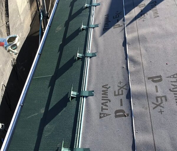 埼玉県春日部市 M様邸 屋根カバー工法・外壁塗装・付帯部塗装 IG工業スーパーガルテクト 完工 (16)