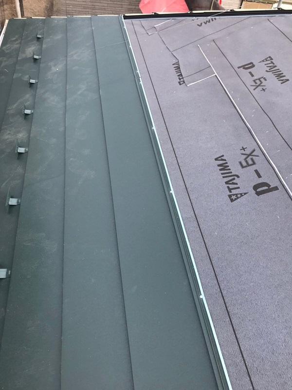 埼玉県春日部市 M様邸 屋根カバー工法・外壁塗装・付帯部塗装 IG工業スーパーガルテクト 完工 (1)