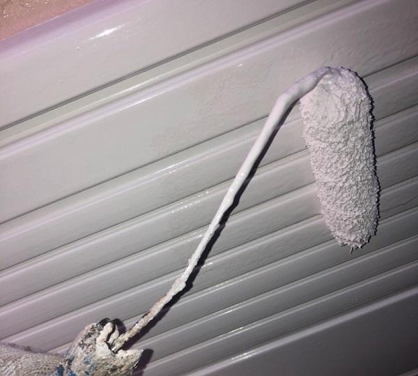 埼玉県春日部市 M様邸 屋根カバー工法・外壁塗装・付帯部塗装 帯の塗装 帯板のメンテナンスの種類 (3)