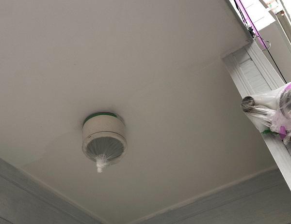 埼玉県越谷市 S様邸 外壁塗装・屋根塗装・付帯部塗装 軒天塗装 軒天の特徴 (4)