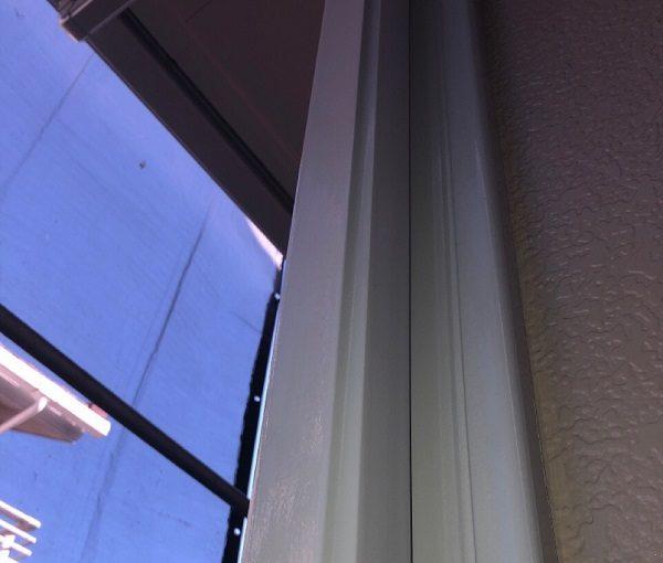 埼玉県春日部市 M様邸 屋根カバー工法・外壁塗装・付帯部塗装 雨樋の塗装 ロックペイント ユメロック (7)
