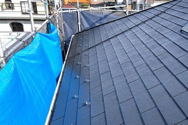 埼玉県上尾市 M様邸 外壁塗装 屋根塗装 防水工事 (2)