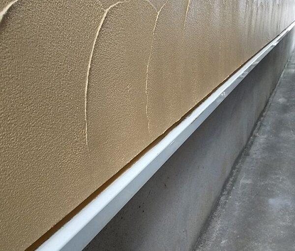 埼玉県川口市 K様邸 屋根塗装 外壁塗装 土台水切り塗装 ロックペイント ユメロック (1)