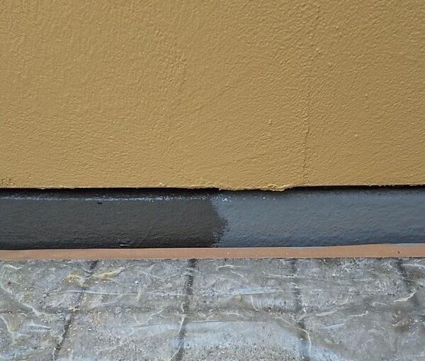 埼玉県川口市 K様邸 屋根塗装 外壁塗装 防水工事 トップコート塗装 (3)