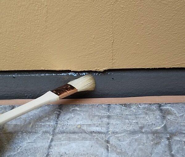 埼玉県川口市 K様邸 屋根塗装 外壁塗装 防水工事 トップコート塗装 1 (2)