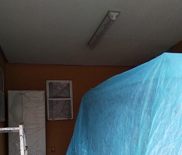 埼玉県川口市 K様邸 屋根塗装 外壁塗装 軒天塗装 付帯部とは 軒天の劣化を放置するとどうなるか (5)