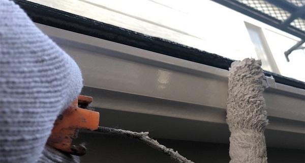 埼玉県越谷市 S様邸 外壁塗装・屋根塗装・付帯部塗装 雨樋塗装 雨樋が破損する事によるトラブルとは (2)