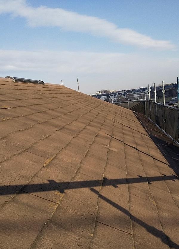 埼玉県川口市 K様邸 屋根塗装 外壁塗装 高圧洗浄 下地処理を行う理由 (10)