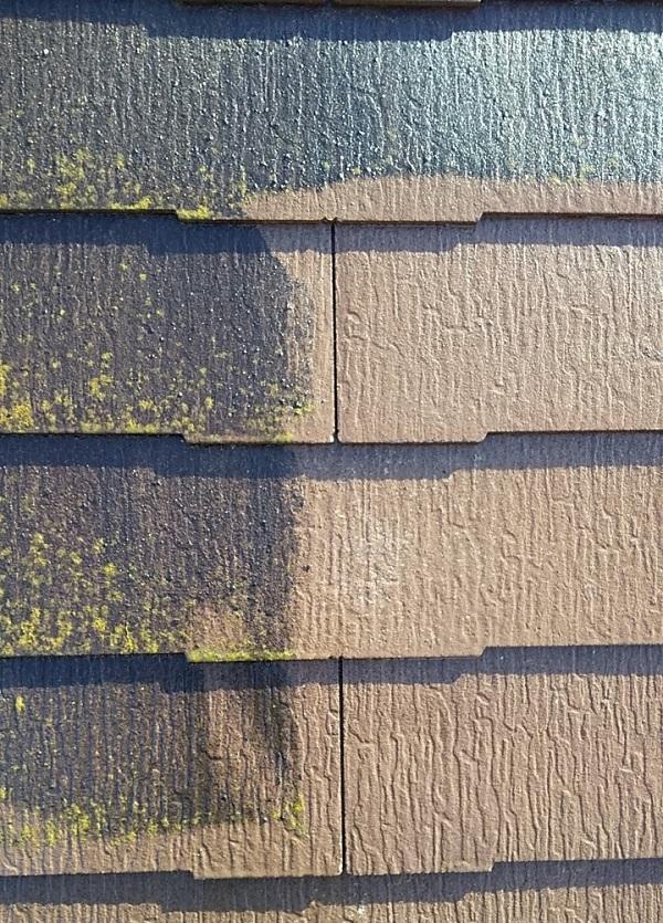 埼玉県川口市 K様邸 屋根塗装 外壁塗装 高圧洗浄 下地処理を行う理由 (11)