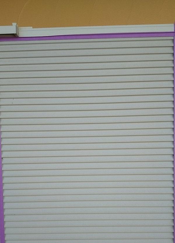 埼玉県川口市 K様邸 屋根塗装 外壁塗装 雨戸塗装 塗装できる雨戸とできない雨戸 (3)