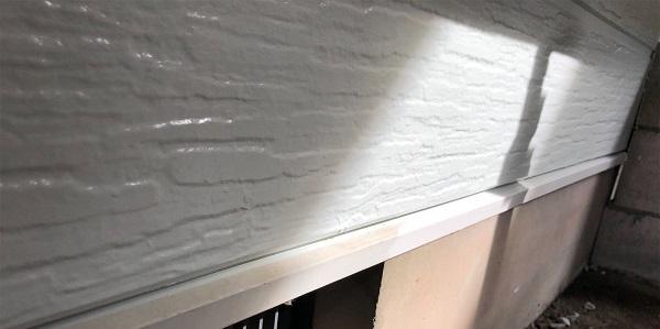 埼玉県越谷市 S様邸 外壁塗装・屋根塗装・付帯部塗装 雨戸・水切り塗装 ロックペイント ユメロック (10)