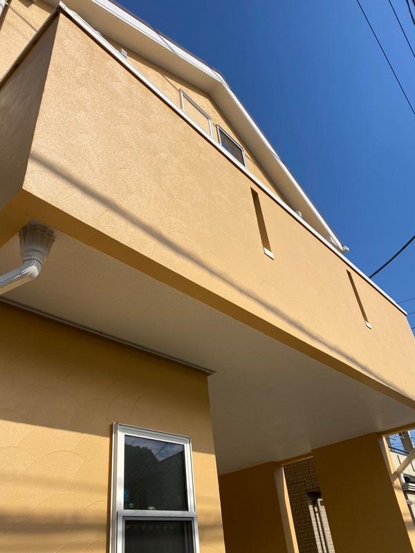 埼玉県川口市 屋根塗装 外壁塗装 付帯部塗装 (9)