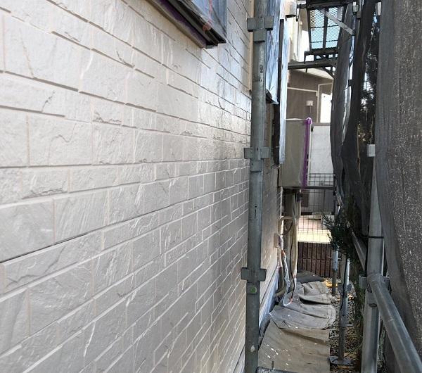 埼玉県上尾市 M様邸 外壁塗装 屋根塗装 外壁塗装の目的 水谷ペイント ナノコンポジットW (4)