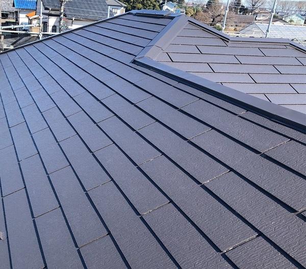埼玉県上尾市 M様邸 外壁塗装 屋根塗装 何か起こってからでは遅いです! 雨漏りの恐ろしさ (4)