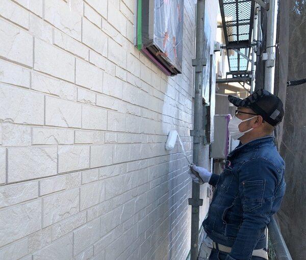 埼玉県上尾市 M様邸 外壁塗装 屋根塗装 外壁塗装の目的 水谷ペイント ナノコンポジットW (8)