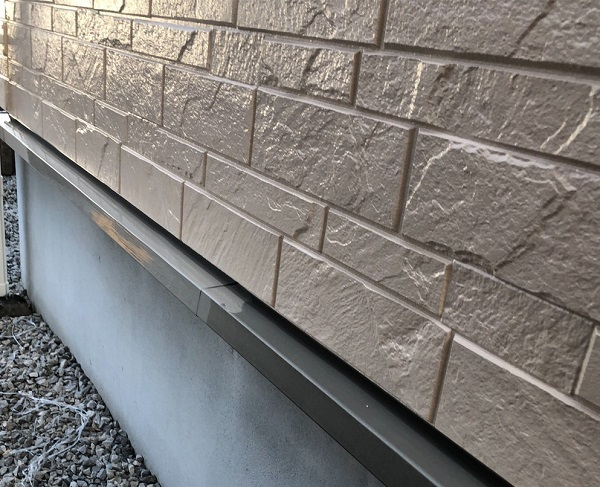 埼玉県上尾市 M様邸 外壁塗装 屋根塗装 付帯部塗装 雨樋・シャッターボックス・水切り 鉄部の塗装 (5)