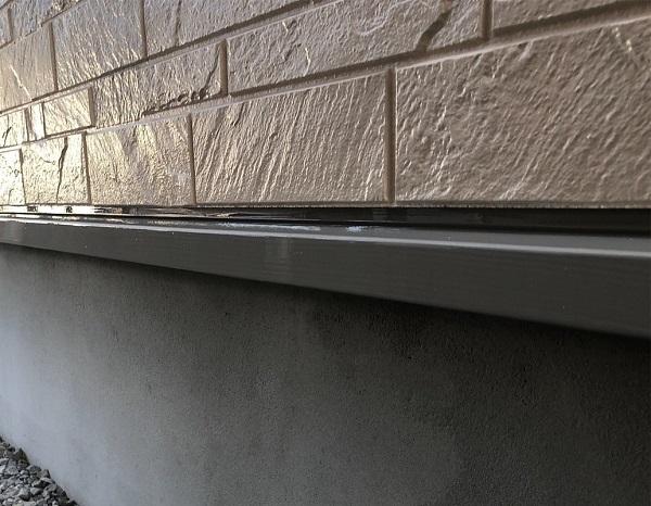 埼玉県上尾市 M様邸 外壁塗装 屋根塗装 付帯部塗装 雨樋・シャッターボックス・水切り 鉄部の塗装 (3)