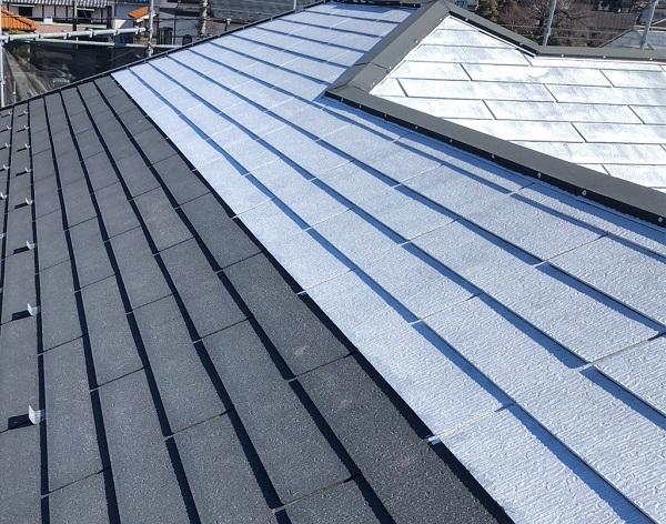 埼玉県上尾市 M様邸 外壁塗装 屋根塗装 何か起こってからでは遅いです! 雨漏りの恐ろしさ (7)