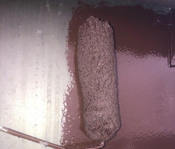 埼玉県鴻巣市 F様邸 屋根塗装・屋根カバー工法・外壁塗装 鼻隠し・破風板・雨樋塗装 (1)