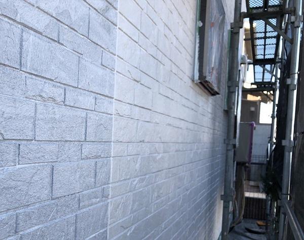 埼玉県上尾市 M様邸 外壁塗装 屋根塗装 外壁塗装の目的 水谷ペイント ナノコンポジットW (7)