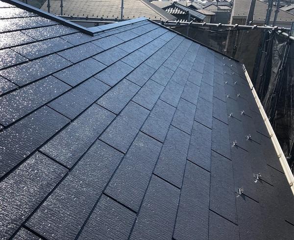 埼玉県上尾市 M様邸 外壁塗装 屋根塗装 何か起こってからでは遅いです! 雨漏りの恐ろしさ (3)