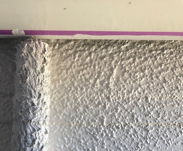 埼玉県上尾市 M様邸 外壁塗装 屋根塗装 付帯部 軒天塗装 鼻隠し塗装1 (4)