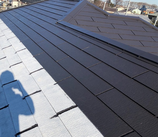埼玉県上尾市 M様邸 外壁塗装 屋根塗装 何か起こってからでは遅いです! 雨漏りの恐ろしさ (5)