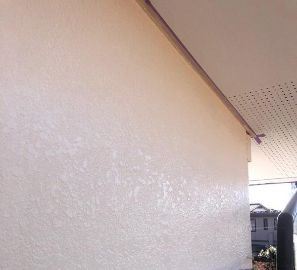 埼玉県鴻巣市 F様邸 屋根塗装・屋根カバー工法・外壁塗装 エスケー化研 エスケープレミアムシリコン (5)