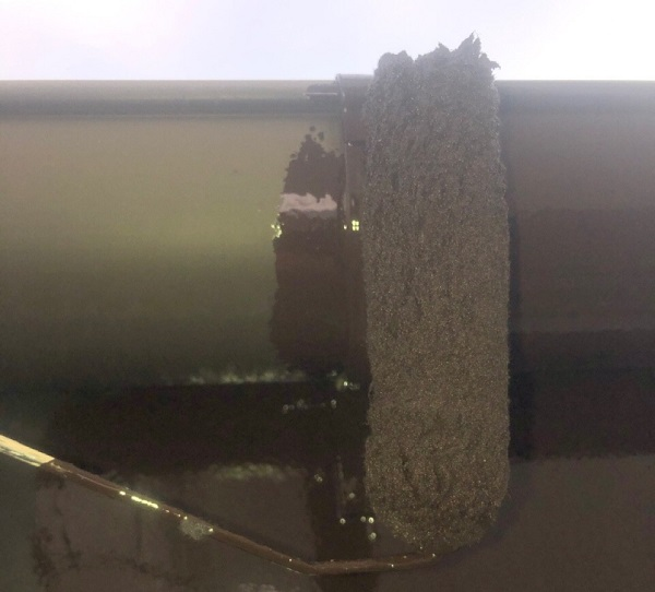 埼玉県鴻巣市 F様邸 屋根塗装・屋根カバー工法・外壁塗装 鼻隠し・破風板・雨樋塗装 (3)