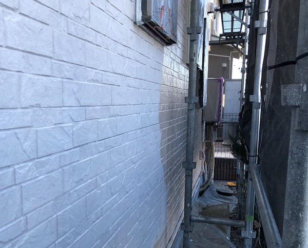 埼玉県上尾市 M様邸 外壁塗装 屋根塗装 外壁塗装の目的 水谷ペイント ナノコンポジットW (6)