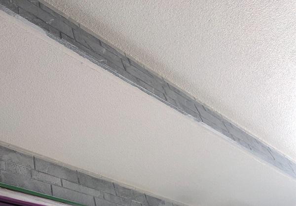 埼玉県上尾市 M様邸 外壁塗装 屋根塗装 付帯部 軒天塗装 鼻隠し塗装 (6)