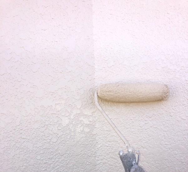 埼玉県鴻巣市 F様邸 屋根塗装・屋根カバー工法・外壁塗装 エスケー化研 エスケープレミアムシリコン (3)