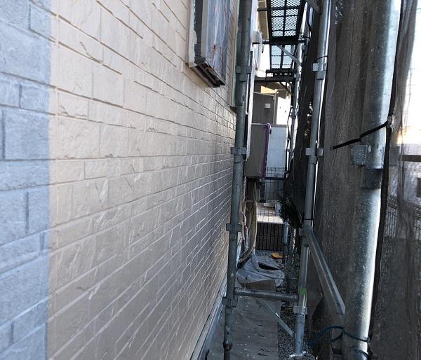 埼玉県上尾市 M様邸 外壁塗装 屋根塗装 外壁塗装の目的 水谷ペイント ナノコンポジットW (5)