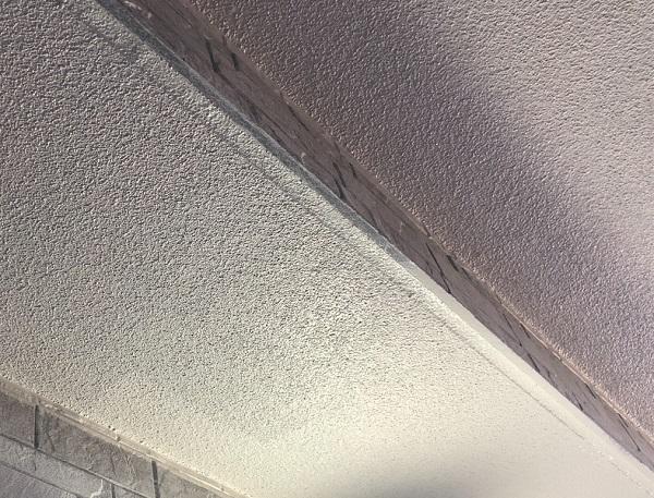 埼玉県上尾市 M様邸 外壁塗装 屋根塗装 付帯部 軒天塗装 鼻隠し塗装 (5)
