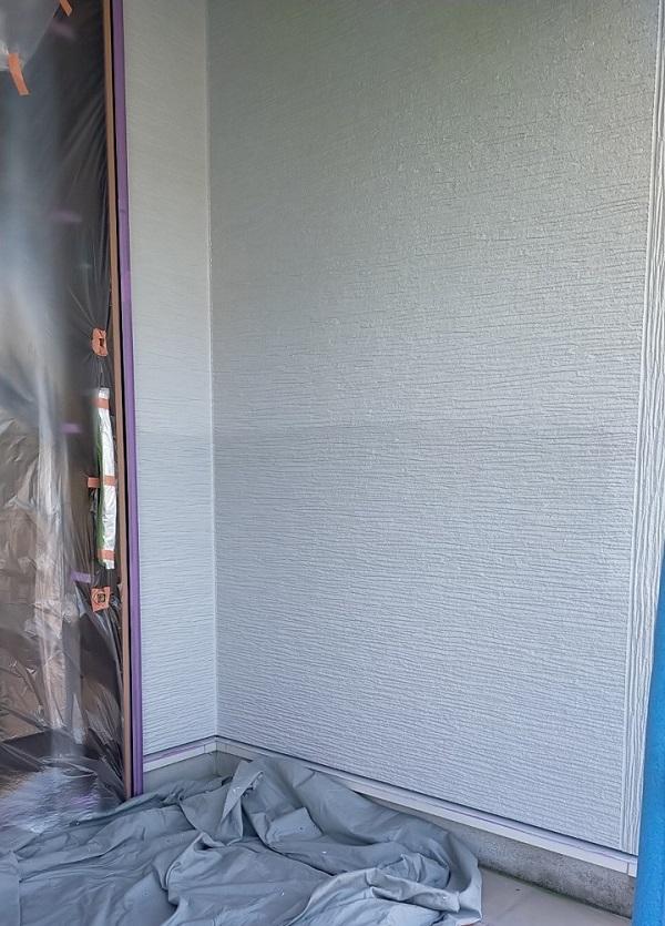 埼玉県久喜市 H様邸 屋根塗装・外壁塗装・付帯部塗装 アステック リファイン1000 (9)