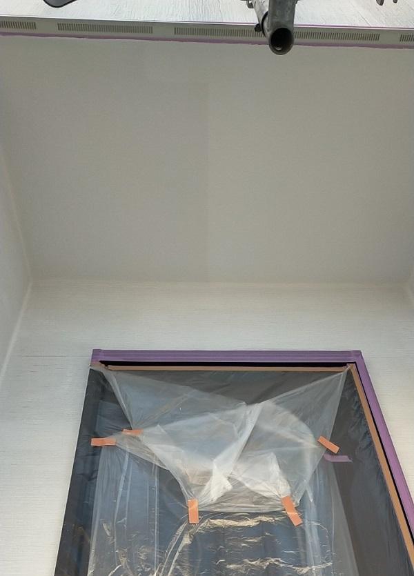 埼玉県久喜市 H様邸 屋根塗装・外壁塗装・付帯部塗装 鼻隠し、軒天の塗装 それぞれの役割とは (8)