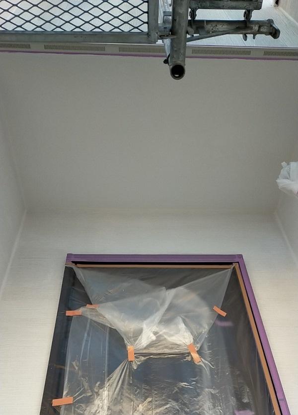 埼玉県久喜市 H様邸 屋根塗装・外壁塗装・付帯部塗装 鼻隠し、軒天の塗装 それぞれの役割とは (3)