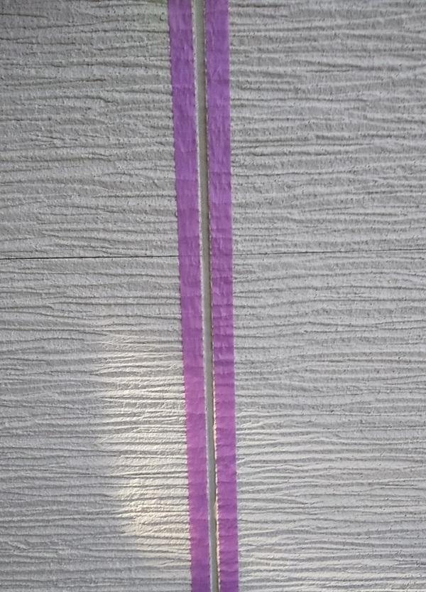 埼玉県久喜市 H様邸 屋根塗装・外壁塗装・付帯部塗装 シーリング打ち替え工事 写真付き工程 (1)