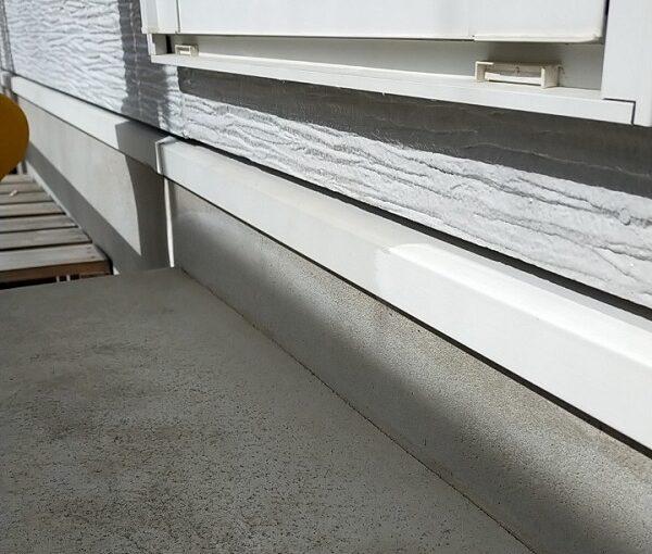 埼玉県久喜市 H様邸 屋根塗装・外壁塗装・付帯部塗装 水切り、雨樋塗装 (7)