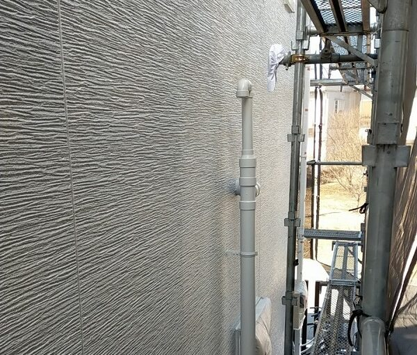 埼玉県久喜市 H様邸 屋根塗装・外壁塗装・付帯部塗装 アステック リファイン1000 (13)