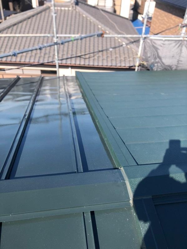 埼玉県鴻巣市 F様邸 屋根塗装・屋根葺き替え工事・外壁塗装3 (3)