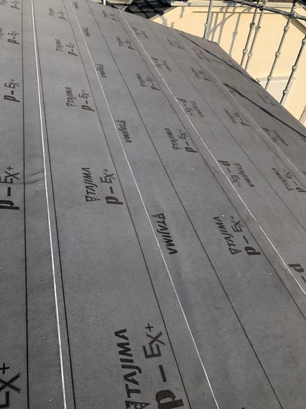 埼玉県鴻巣市 F様邸 屋根塗装・屋根葺き替え工事・外壁塗装3 (4)
