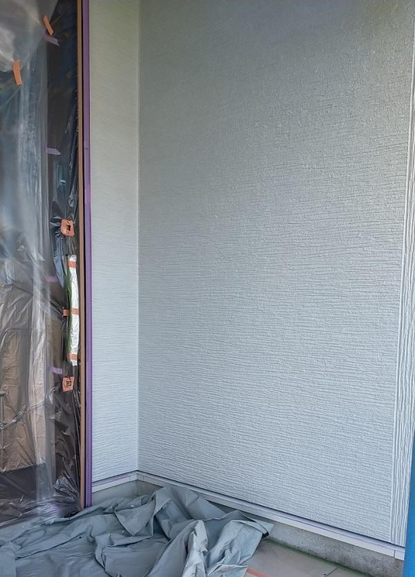 埼玉県久喜市 H様邸 屋根塗装・外壁塗装・付帯部塗装 アステック リファイン1000 (8)